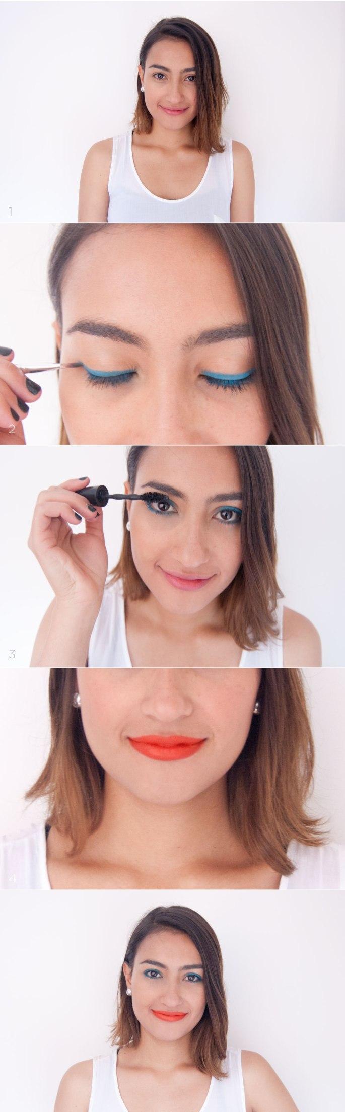 maquillaje-azul-vicky