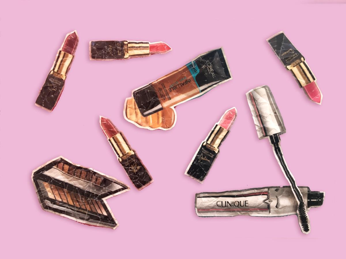 Cómo deshacernos del maquillaje que no usamos