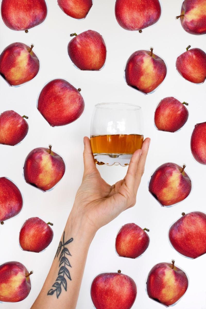 El vinagre de manzana y sus beneficios